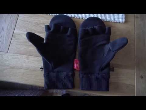 7fe5ca56918a2e Photographer Winter Gloves - Fotografen Winter Handschuhe - MAMMUT Shelter  Mars