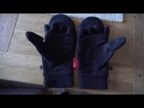 7fe5ca56918a2e Photographer Winter Gloves - Fotografen Winter Handschuhe - MAMMUT Shelter  Mars