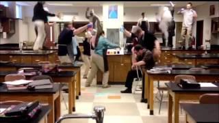 Harlem Shake . Central Chemistry