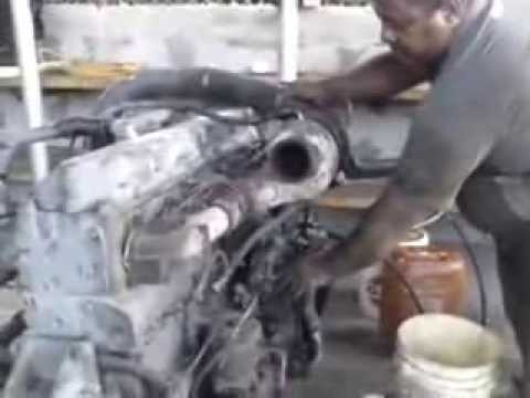 Mack Engine E6