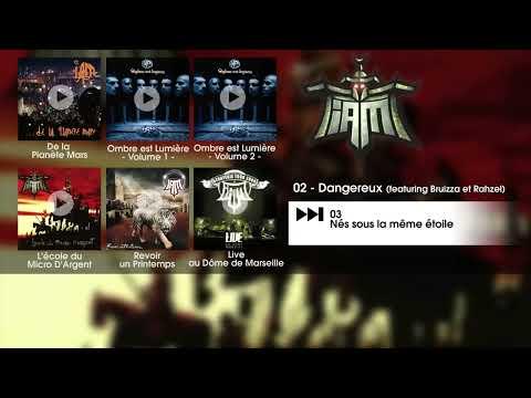 IAM - Dangereux feat. Bruizza et Rahzel (Audio officiel)