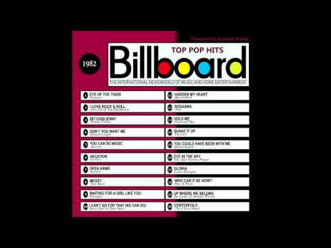 Billboard Top Pop Hits - 1982