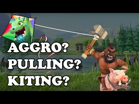 Clash Royale | How to Pull/Lure/Aggro Units - Advanced Tech