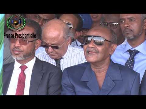 """Edition Spécial """"IOG""""  Inauguration du Projet Transfrontalier d'Adduction d'eau Potable d'Ali Sabieh"""