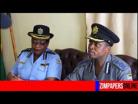 NO to political violence in Zimbabwe - Zimbabwe Republic Police