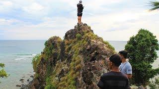 #MyNatureMyHero   Real Life Temple Run @ Mararison Island Culasi Antique