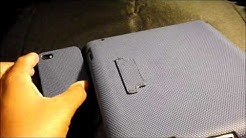 Fossil iPhone 5/5c and iPad Case Review