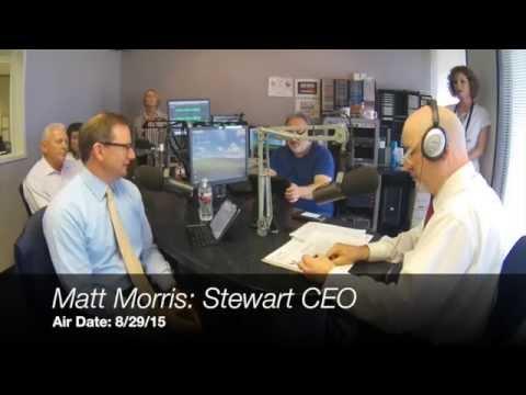 REM #83 Matt Morris, CEO, Stewart, Mayor Thompson of Sugar Land, TX & Michele Verwold