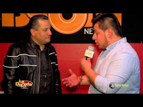 entrevista con Pedro Perea sonido La Conga - La Dorada Mx radio