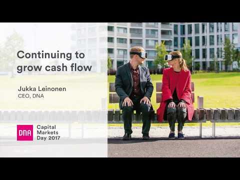 DNA's CMD 2017 - Jukka Leinonen, CEO: Continuing to grow cash flow