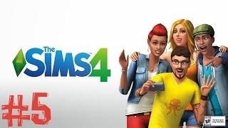 The Sims 4. Часть 5 (Пары х2, Секс, Музей)