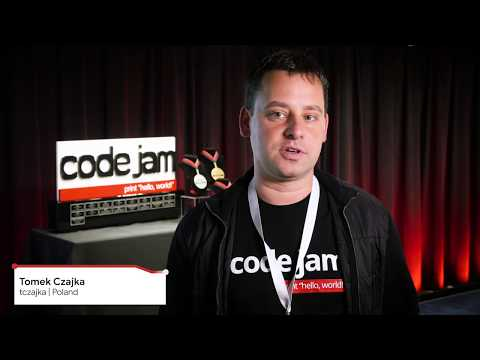 Code Jam 2018 World Finals in Toronto, Canada - Highlight Re