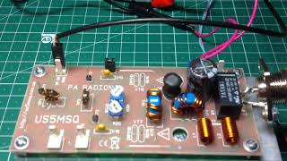 видео DM2002. TX Amplifier