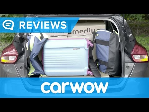 Ford Focus 2017 Hatchback practicality review | Mat Watson Reviews
