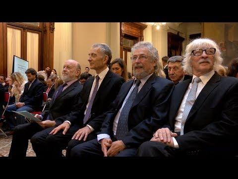 Les Luthiers, distinguido en el Congreso por sus 50 años de trayectoria