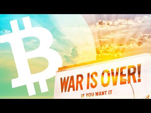 Bitcoin (Cash) Can Put An End To War