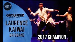 Laurence Kaiwai (Octopus)  ★ Champion | GROUNDED 2017 'Animal Kingdom' Brisbane