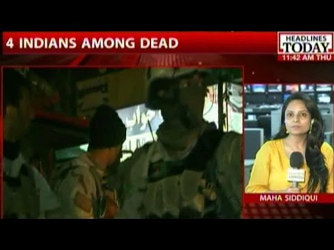 4 Indians Killed In Terrorist Attack On Kabul Guesthouse