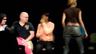 Gambar cover Hypnotist Dr. Steve Taubman at SUNY Canton (Part 2)