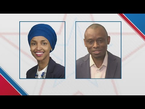 Ilhan Omar primary: 'Squad' member faces well-funded Democratic ...
