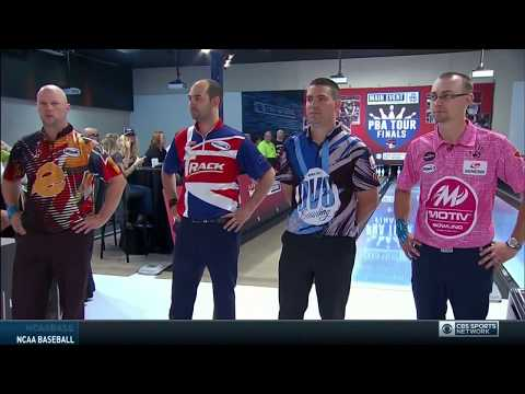 PBA Bowling Tour Finals Semi Final 2 06 20 2017 (HD)