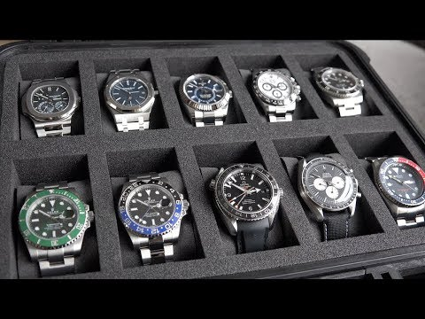 My Watch Collection (March 2018)
