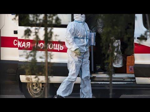 COVID-19: антирекорд смертности в России