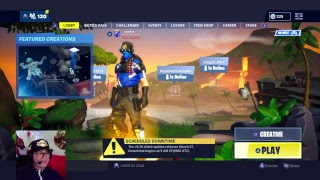 Carbon Commando Free Skin in PS Store - Fortnite Family Friendly Stream -
