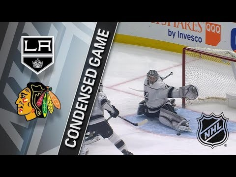 Los Angeles Kings vs Chicago Blackhawks – Dec. 03, 2017 | Game Highlights | NHL 2017/18. Обзор матча