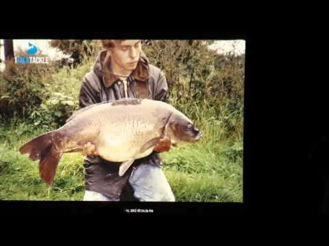 Terry Dempsey Slideshow Presentation - Erics Angling Centre (PART 1 OF 2)