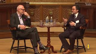 "Shaykh Hamza Yusuf responds to Stephen Fry's ""There is no God"""