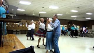 "44 LINDA PROSSER CUES ""ALICE BLUE GOWN"" ROUND DANCE WALTZ PHASE IV"
