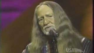 Diana Krall, Elvis Costello & Willie Nelson - Crazy (Live)
