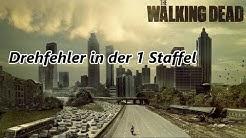 The Walking Dead: Serienfehler in Staffel 1