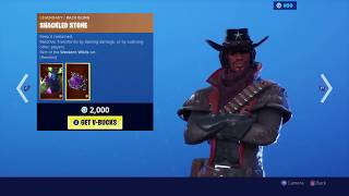 *RARE* DEADFIRE SKIN RETURNS IN FORTNITE!