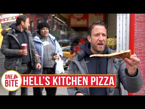 Barstool Pizza Review - Hell's Kitchen Pizza