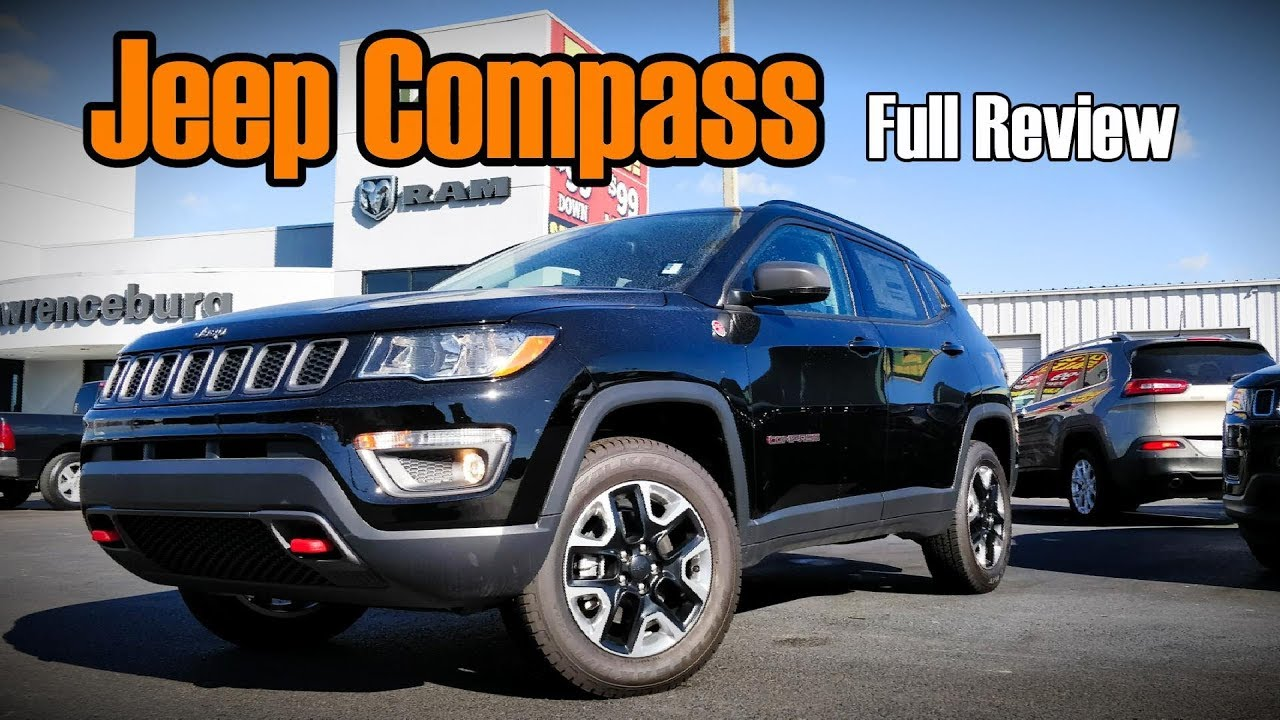2018 Jeep Comp Full Review Trailhawk Limited Laude Sport