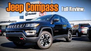 2018 Jeep Compass: FULL REVIEW | Trailhawk, Limited, Latitude & Sport