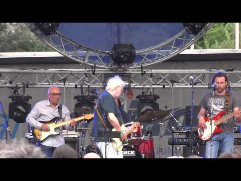 DAN ANDREI ALDEA  -  Danube Rock Festival Galati 20 06 2015