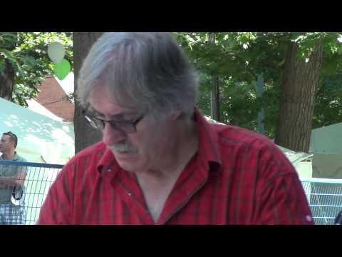 Bill King Trio - Last Piano Lesson - Beaches Jazz Festival 2012