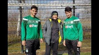 Ikhsan / Irfan Fandi Ahmad on trial with Groningen FC - 2018 [2/2]