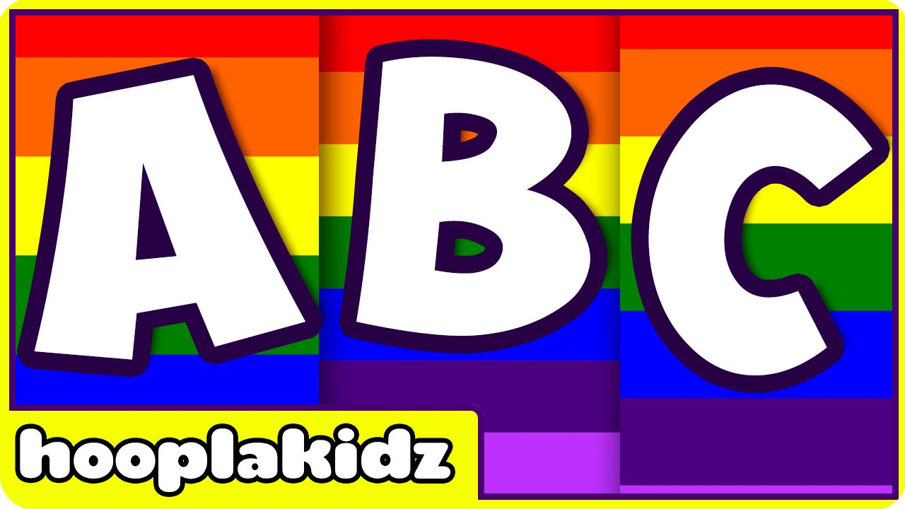 ABC Fun Song With Annie For Toddlers By Hooplakidz