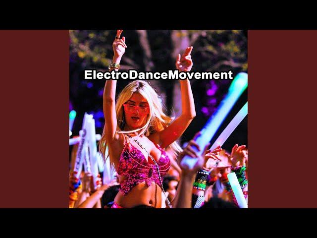 Electro Dance Movement Mix (Continuous DJ Mix)