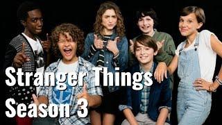 NETFLIX Stranger Things Season 3 Soundtrack Tracklist VINYL | Stranger Things 3 (2019)