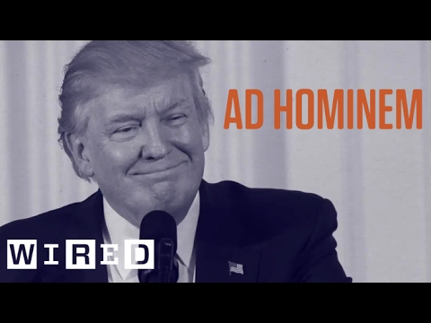 What is an Ad Hominem Attack?   Argument Clinic   WIRED