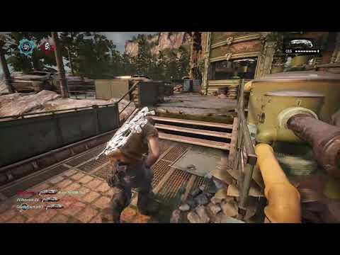 Gears of War 4 (UNLOCKED OLD MAN MARCUS)