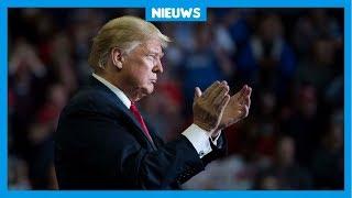 Partij van Trump wint én verliest bij verkiezingen VS
