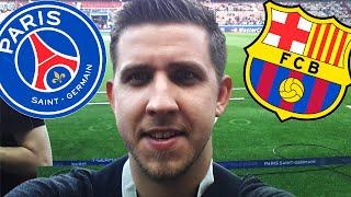 PSG vs FC Barcelona | #ChampionTheMatch
