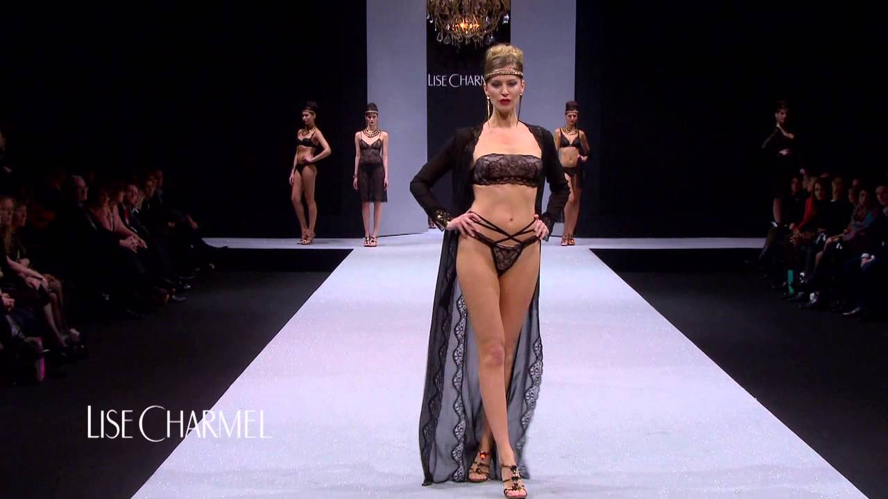 Lise Charmel Défilé Salon International de la lingerie 2013 - YouTube 40ba8ee94
