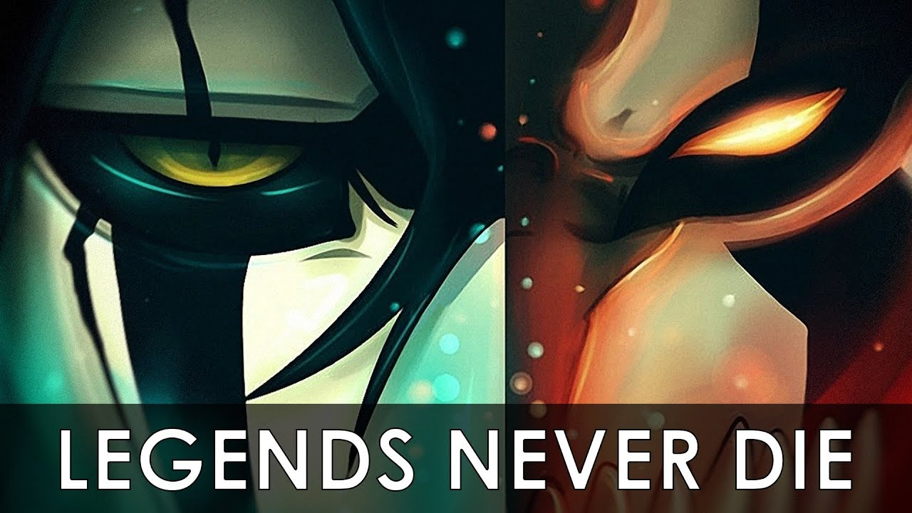Ichigo Ulquiorra Bleach Amv Legends Never Die Ft Cute766